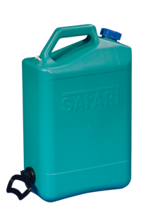 Safari canister 23 l