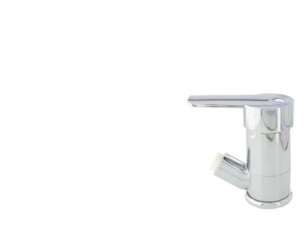 2804.20.21 Single lever mixer PARMA with shower outlet