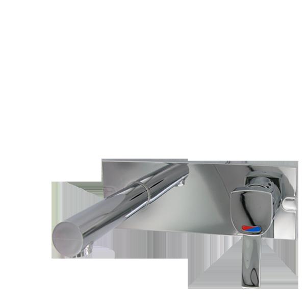2062.20.21_L Through-wall-Installation mixer CAPRI