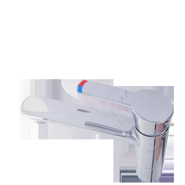 4100.30.21 Single lever mixer NIZZA