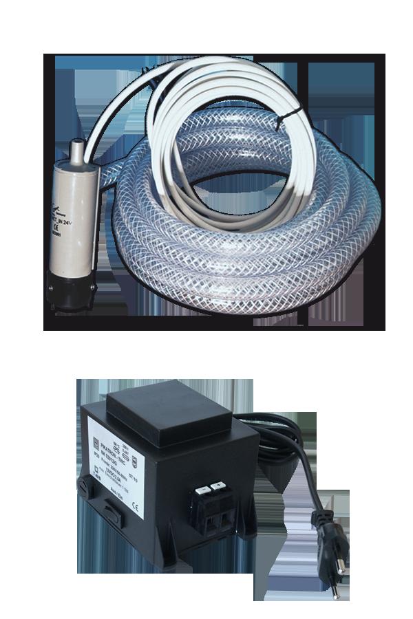1660.00.00 Emulsions- und Ölpumpen - Set COMET_IN 12 V