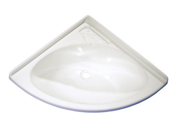 8706.06.00 Corner washbasin MAXI white