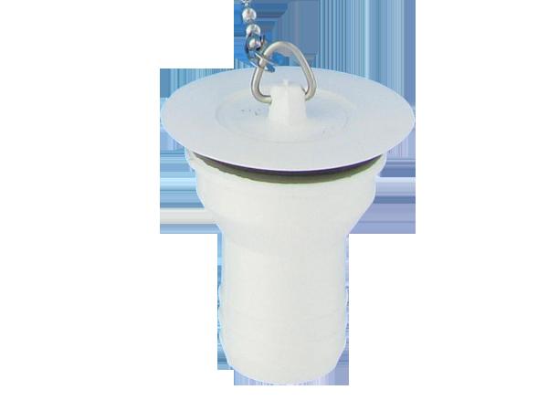 V8.0205 Abfluss Kunststoffwaschbecken