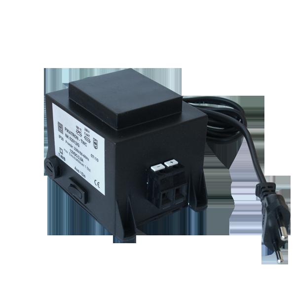 3371.06.00 Transformator - rectifier 230 V~ / 12 V=