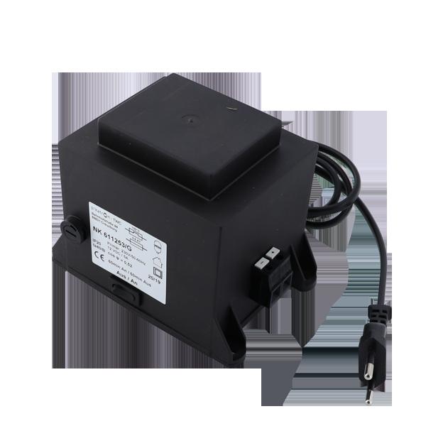 33730500 Transformator 230 V~ / 12 V= 5 A