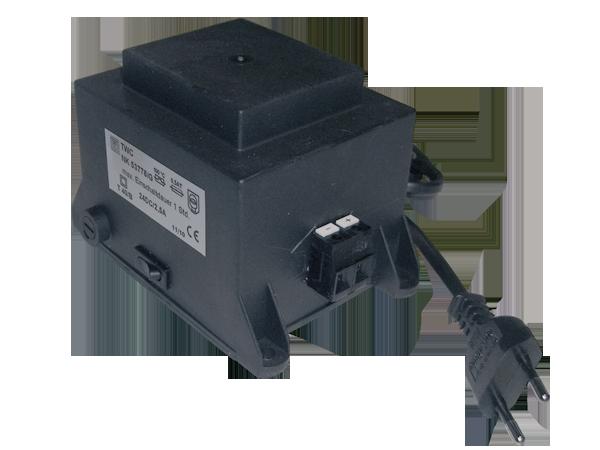 3380.05.00 Transformer - rectifier 230 V~ / 24 V=