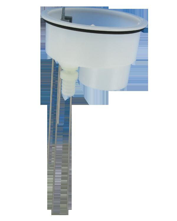 3420.00.06 Wasserstandsensor Tülle 45°